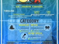 CIA (Competition of Islamic Art) - SMAN 1 Gresik, 26 Maret 2017