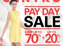 Centro Pay Day Sale, Periode 25 Februari 2017