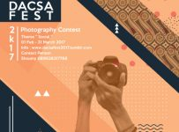 Dacsafest 2017 : Photography Competition, Periode 1 Feb - 31 Mar'17