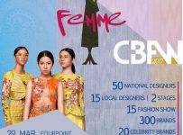 FEMME & Celebes Beauty Fashion Week - Hotel Sheraton Makassar, 29 Maret - 2 April 2017