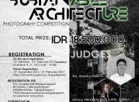 GADA 2017 International Architectural Photography Competition