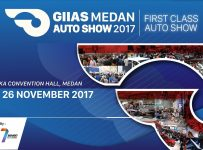 GIIAS Medan Auto Show - Santika Convention Hall, 22 - 26 November 2017