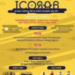 ICOSA 6 (Islamic Competition of Sport Academic and Art) - YAPIDH, 27 - 28 Maret 2017