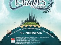 Lomba Ekonomi Nasional E-Games Fast or be the Last 2K17 - Universitas Surabaya