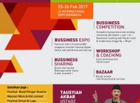 Multazam Entrepreneur Exhibition - JX international Surabaya, 25 - 26 Februari 2017