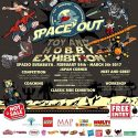SPACE OUT : Toy & Hobby Exhibition - Spazio Surabaya, 27 FeSPACE OUT : Toy & Hobby Exhibition - Spazio Surabaya, 27 Februari - 5 Maret 2017bruari - 5 Maret 2017