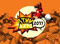 STMM AXPO (Animation Expo) - Jogja National Museum, 24 - 26 Maret 2017
