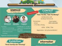 Surabaya Developer Day - Dyandra Convention Center, 25 - 26 Februari 2017