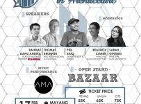 We Talk : The Entrepreneurship in Architecture - Padepokan Seni Mayang Sunda Bandung, 17 Feb 2017