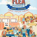 Weekend Flea Market - Mall of Indonesia, 4 - 26 Maret 2016
