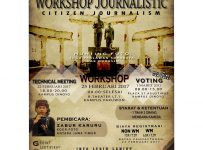 "Workshop Journalistic ""Citizen Journalism"" - UKWMS, 25 Februari 2017"