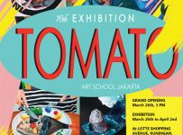 16th Exhibition Tomato Art School Jakarta - Lotte Shopping Avenue, 26 Maret - 2 April 2017