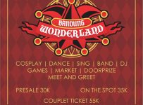 Bandung Wonderland Ke-3 - Dago Tea House, 2 April 2016