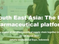 CPhI South East Asia - Jakarta International Expo, 22 - 24 March 2017