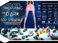 Dinning and Shopping In The Dark - Kuningan City Jakarta, 25 Maret 2017