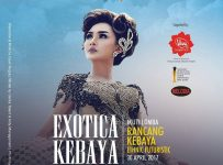 Exotica Kebaya Royal Plaza Surabaya, 28 - 30 April 2017