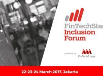 FinTechStage Inclusion Forum - Jakarta Convention Center, 22 - 24 Maret 2017
