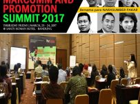 Indonesia Marketing and Promotions Summit - Savoy Homan Hotel Bandung, 23 - 24 Maret 2017