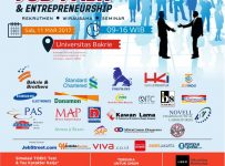 Job Fair & Entrepreneurship Day - Universitas Bakrie, 11 Maret 2017