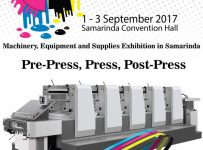 Kaltim Printing Expo - Samarinda Convention Hall, 1 - 3 September 2017