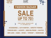 MAP Fashion Bazaar Sale Up to 70% - Lotte Shopping Avenue, 6 - 26 Maret 2017