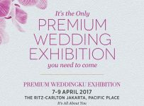 Premium Weddingku Exhibition - Ritz-Carlton Pacific Place Jakarta, 07 - 09 April 2017