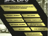 Sipil Expo - Universitas Mercu Buana, 10 - 13 April 2017