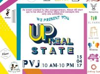 Up-Real State - Paris Van Java Bandung, 15 April 2017