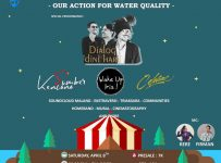 "Water Festival ""Our Action For Water Quality"" - Brawijaya Edupark Malang, 08 April 2017"