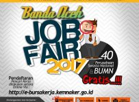 Banda Aceh Job Fair - Amel Convention Hall Aceh, 19 - 20 April 2017