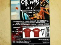 Car Wars - Pussenkav Battle Field Bandung, 14 Mei 2017