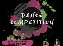Dance Competition Econoweeks - Central Park Mall Jakarta, 12 Mei 2017