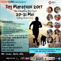 Dog Marathon - Q-Big BSD City Mall, 20 - 21 Mei 2017