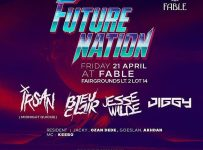 Future Nation - Fairgrounds Building SCBD Jakarta, 21 April 2017