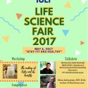 "IULI Life Science Fair ""Stay Fit and Healthy"" - The Breeze BSD City, 06 Mei 2017"