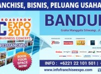 Info Franchise & Business Concept - Graha Manggala Siliwangi Bandung, 7 - 9 April 2017