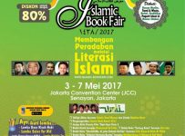 Islamic Book Fair - Jakarta Convention Center (JCC), 3 - 7 Mei 2017
