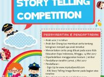 KEEI 2017 : Story Telling Competition - Hotel Pullman Jakarta Central Park