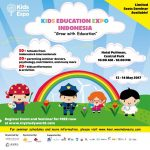 Kids Education Expo Indonesia (KEEI) - Hotel Pullman Jakarta Central Park, 13 - 14 Mei 2017