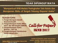 "Lomba Karya Tulis Industri Keuangan Non Bank ""Call For Papers OJK 2017"" - Periode s/d 28 Mei 2017"