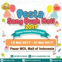 Pesta Sang Buah Hati - Mall Of Indonesia (MOI), 12 - 21 Mei 2017