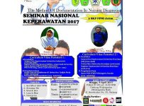"Seminar Keperawatan ""The Method Of Documentation in Nursing Diagnosis"" - Universitas Widyagama, 9 April 2017"