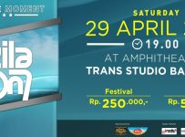 Sheila On 7 Live In Concert - Amphitheatre Trans Studio Bandung, 29 April 2017