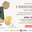 #2ndArisanOrami : Undefeated Look with Ultima II - Atrium Grand Galaxy Park Mall Bekasi, 10 Juni 2017