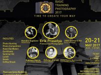 Basic Training Photography - Gedung Pascasarjana Universitas Diponegoro, 20 - 21 Mei 2017