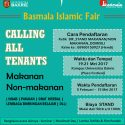 Basmala Islamic Fair (BIF) - Universitas Bakrie, 19 - 21 Mei 2017