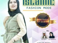 "Bazzar District ""Jakarta Islamic Fashion Mode"" - Grand Slipi Convention Hall, 14 - 16 Juni 2017"