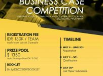 Diponegoro Business Case Competition 2017