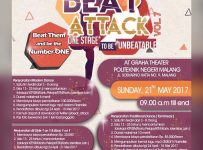 "East Java Dance Competition ""Beat Attack Vol. 7"" - Politeknik Negeri Malang, 21 Mei 2017"
