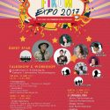 "FIKOM Expo 2017 ""A Festival For Communication Enthusiast"" - Universitas Tarumanagara"